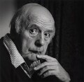 Sir John Betjeman, by Granville Davies - NPG x17994