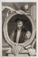 George Morley, by George Vertue, after  Sir Peter Lely - NPG D20093