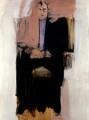 David Sylvester ('Mr Art'), by Larry Rivers - NPG 6675