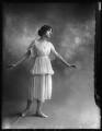 Mlle Naero (née Pauline Elizabeth Stafford), by Bassano Ltd - NPG x104147
