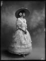 Mlle Naero (née Pauline Elizabeth Stafford), by Bassano Ltd - NPG x104149