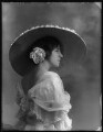 Mlle Naero (née Pauline Elizabeth Stafford), by Bassano Ltd - NPG x104150