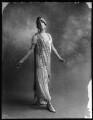 Mlle Naero (née Pauline Elizabeth Stafford), by Bassano Ltd - NPG x104151