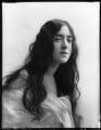Mlle Naero (née Pauline Elizabeth Stafford), by Bassano Ltd - NPG x104153