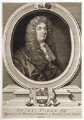 Henry Powle, by George Vertue, after  Sir Godfrey Kneller, Bt - NPG D20103