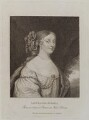 Called 'Lady Rachel Russell', by L. Legoux, published by  Edward Harding - NPG D20109