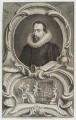Sir Francis Walsingham, by Jacobus Houbraken, after  Federico Zuccaro - NPG D20110