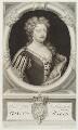 Caroline Wilhelmina of Brandenburg-Ansbach, by George Vertue, after  Sir Godfrey Kneller, Bt - NPG D20113