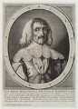 Philip Herbert, 4th Earl of Pembroke, by Wenceslaus Hollar, after  Sir Anthony van Dyck - NPG D20117