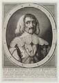 Philip Herbert, 4th Earl of Pembroke, by Wenceslaus Hollar, after  Sir Anthony van Dyck - NPG D20117