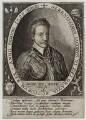 King James I of England and VI of Scotland, by Crispijn de Passe the Elder - NPG D20136