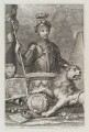 King Edward II, by George Vertue - NPG D20154