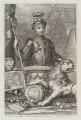 King Edward II, by George Vertue - NPG D20154