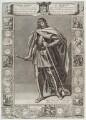 Simon de Montfort, Lord of Montfort L'Amaury, by Unknown engraver - NPG D20166