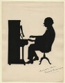 Frederick Drummond, by Hubert John Leslie - NPG D16824