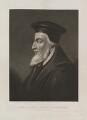Hugh Latimer, by Thomas Goff Lupton, published by  John Brydone - NPG D20194
