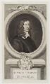 John Selden, by George Vertue, after  Sir Peter Lely - NPG D20201