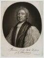 Thomas Tenison, published by Edward Cooper - NPG D20241