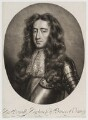 King William III, by Robert Williams, published by  Edward Cooper, after  Willem Wissing - NPG D20244