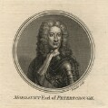 Charles Mordaunt, 3rd Earl of Peterborough, by Guillaume Philippe Benoist, after  Sir Godfrey Kneller, Bt - NPG D16677