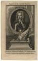 Charles Mordaunt, 3rd Earl of Peterborough, after Sir Godfrey Kneller, Bt - NPG D16679