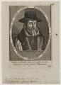 John Foxe, by Sebastian Furck, published by  Martin Droeshout - NPG D20257