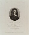 Thomas Flatman, by John Godefroy, published by  William Richardson, after  Thomas Flatman - NPG D20258