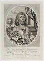 Endymion Porter, by William Faithorne, published by  Thomas Rowlett, after  William Dobson - NPG D20268