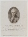 Vincenzo Lunardi, by Marino or Mariano Bovi (Bova), published by  E. Wyatt - NPG D20270
