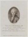 Vincenzo Lunardi, by Marino or Mariano Bovi (Bova), published by  E. Wyatt - NPG D20270