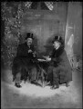 Two unknown Sicilian Players in 'Ordinary Life', by Bassano Ltd - NPG x104228