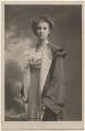 Marie Hall, by Mrs Burrell (Henrietta Theonie Jerome Burrell) - NPG x126796