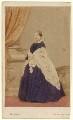 Queen Victoria, by John Jabez Edwin Mayall - NPG Ax46706