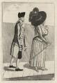 Alexander Thomson; Miss Crawford, by John Kay - NPG D16827