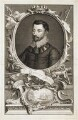 Sir Francis Drake, by Jacobus Houbraken, published by  John & Paul Knapton - NPG D20289