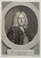 Colley Cibber, by Gerard Vandergucht, after  Jean Baptiste van Loo - NPG D20375