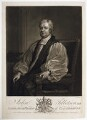 John Tillotson, by John Faber Jr, published by  Robert Wilkinson, after  Sir Godfrey Kneller, Bt - NPG D20385