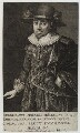 Frederick V, King of Bohemia and Elector Palatine, by Crispyn van den Queborne - NPG D20394