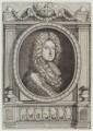 William Cavendish, 1st Duke of Devonshire, by Simon Gribelin, after  D. Vautier - NPG D20395