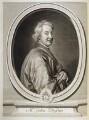 John Dryden, by Gérard Edelinck, after  Sir Godfrey Kneller, Bt - NPG D20402
