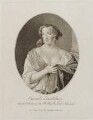 Arabella Godfrey (née Churchill), by Ignatius Joseph van den Berghe, published by  Edward Harding - NPG D20410