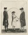 Alexander Gordon, Lord Rockville; Adam Smith; George Brown, by John Kay - NPG D16845