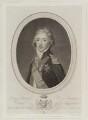 Louis Antoine de Bourbon, duc d'Angoulême, by Philipp Audinet, published by and after  Henri-Pierre Danloux - NPG D20429