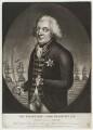 Alexander Hood, 1st Viscount Bridport, published by George Thompson, published by  John Evans - NPG D20435