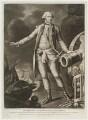 George Augustus Eliott, 1st Baron Heathfield, printed and published by Carington Bowles - NPG D20455