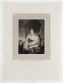 Sydney Morgan (née Owenson), Lady Morgan, by Robert Cooper, after  Samuel Lover - NPG D20467