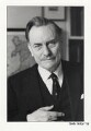 Enoch Powell, by Carole Cutner - NPG x22215