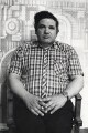 Sir Eduardo Paolozzi, by Harry Diamond - NPG x4116