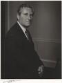 Robert ('Robin') Leigh-Pemberton, Baron Kingsdown, by Godfrey Argent - NPG x31094