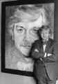 Michael John Molloy, by Alan Olley - NPG x29556
